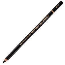 """Уголь в карандаше искусственный, чёрный, мягкий """"Gioconda"""" KOH-I-NOOR 8811/2"""