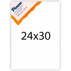Холст на картоне грунтованный 24х30 PINAX хлопок 100% 280гр\м2