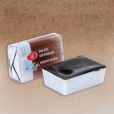 Ван-Дик коричневый акварель краска кювета 401 2,5мл Белые ночи