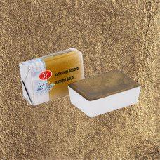 Античное золото акварель краска кювета 981 2,5мл Белые ночи