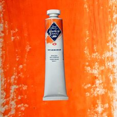 Оранжевая краска масляная Мастер-Класс 46 мл 315