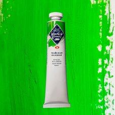 Майская зеленая краска масляная Мастер-Класс цв.745 46 мл