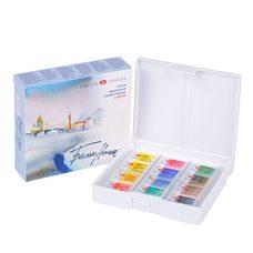 Набор красок акварельных Белые Ночи 12цв.х2.5мл в пластиковой упак.